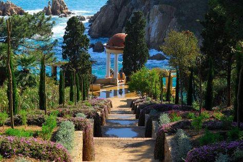 16306045abc5b2 Vacances en famille à Blanes - 7 activités à faire   Beautiful   Spain,  Costa, Spain travel
