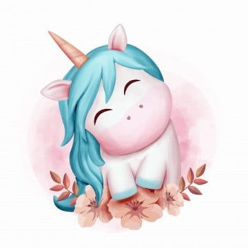 Cute Animals Png Images Vector And Psd Files Free Download On Pngtree In 2020 Baby Unicorn Cute Unicorn Unicorn Art