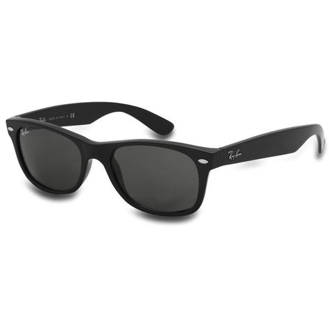 e1df317896 Ray-Ban New Wayfarer Sunglasses. My favorite everyday sunglasses ...