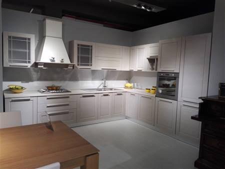 Cucina modello Alice Composizione ad angolo completa di ...