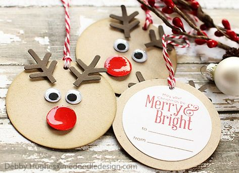 Christmas is the perfect opportunity to give pretty packages, and what better way to add a finishing touch to an already beautiful box, than to add a homemade stamped gift tag? These 8 ideas will …