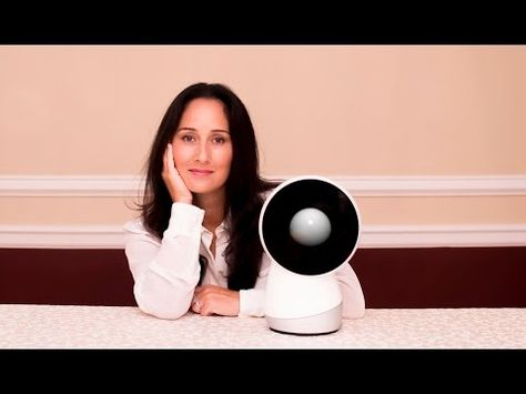 JIBO: The World's First Family Robot