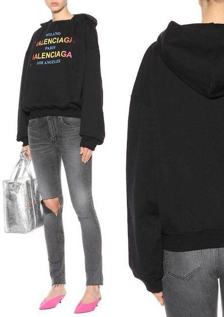 Hoodies womens, Cotton hoodie, Designer