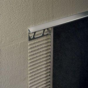 Aluminum Edge Trim For Tiles Outside Corner Roundcorner Ro Profilitec With Images Wall Coverings