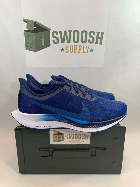 Nike Zoom Pegasus 35 TURBO AJ4114 400 Size 11 Mens New