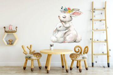 Pastelowa Naklejka Kroliczek Daffi Rozmiar M 7789499133 Oficjalne Archiwum Allegro Baby Mobile Kids Rugs Kids