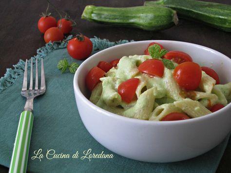 crema di zucchine dieta fredda