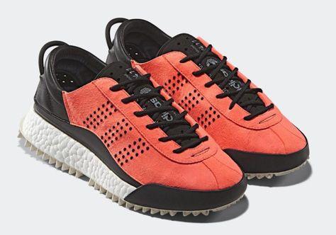 adidas x Alexander Wang Reissue Run Zapatillas Negras AQ1233