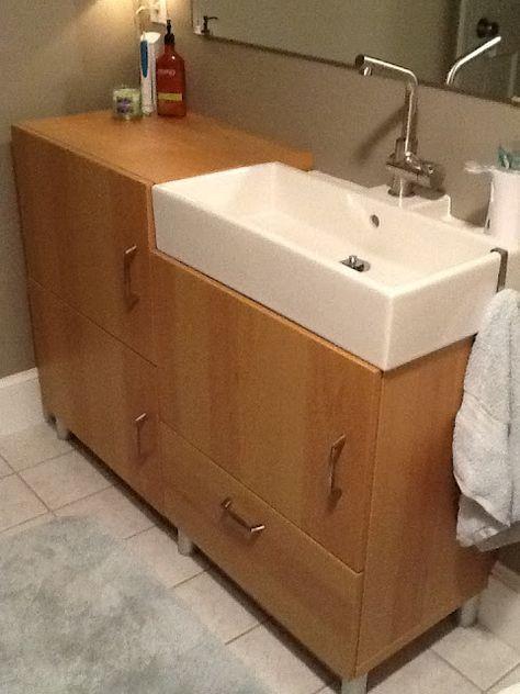 Pin On Dream Home 16 inch depth bathroom vanity