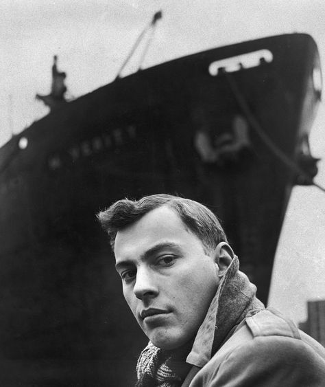Gore Vidal Aged 21 Photograph Jerry Cooke Frases