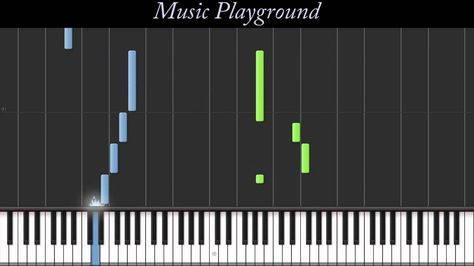 72 Sara Bareilles Love Song Piano Tutorial Normal Speed I