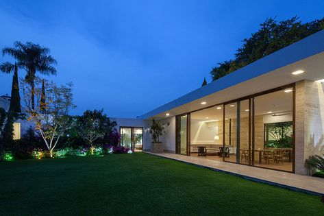 Goko completa casa contemplativa de oito jardins de méxico