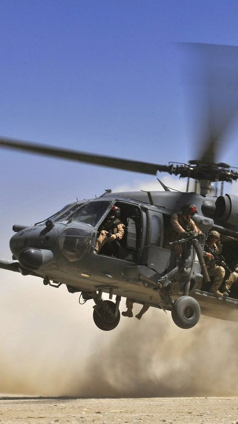 U S Army Combat Rescue Soldiers Black Hawk Helicopter Iphone
