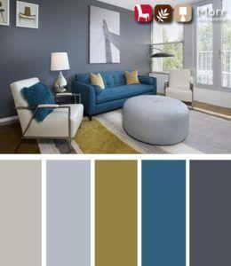 Combinacion De Colores Para Pintar Salas Pequenas Decoracion Interiores Diseno De Interiores Salas Colores De Interiores Decoracion De Interiores