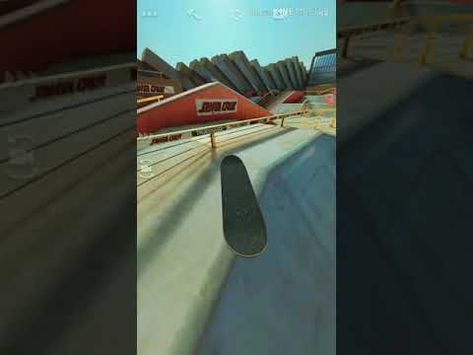 Trying The True Skate Game What I Do Sometimes When I Miss My