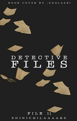 DETECTIVE FILES  File 1 (Published under PSICOM) - CHAPTER 1