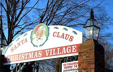 Christmas Village Torrington 2020 The Christmas Village in Torrington CT is a holiday tradition and