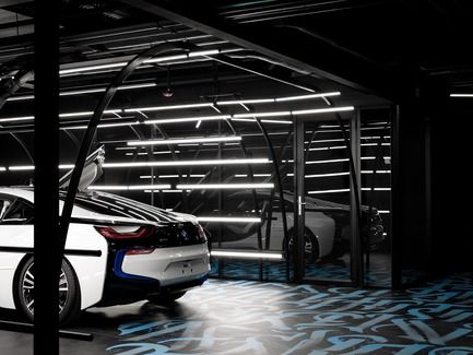 Black Star Car Wash Gretaproject Car Wash Garage Design Interior Barn Door Hardware