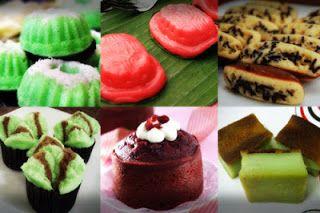 Kue Nusantara Resep Masakan Indonesia Kue Resep