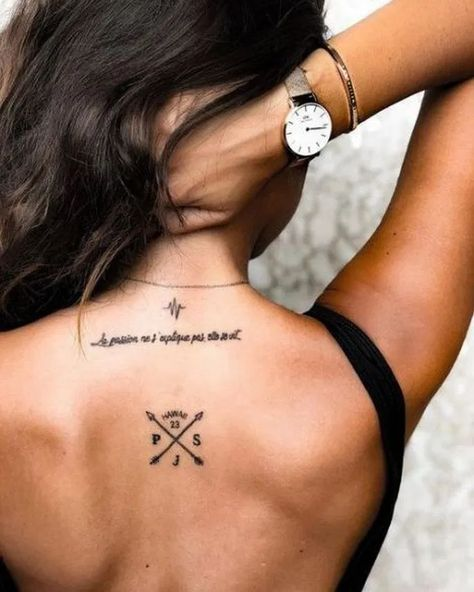 29 Spine Tattoo Designs That Will Chill You to The Bone