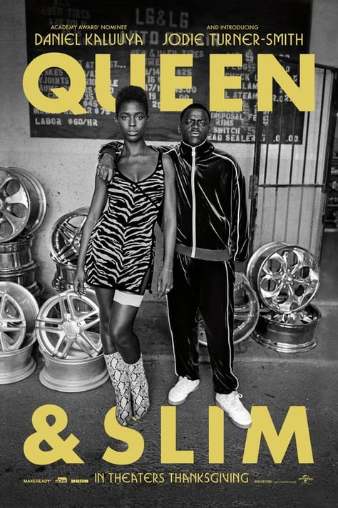 Queen & Slim (2020) free Téléchargement complets in HD-720p Video Quality
