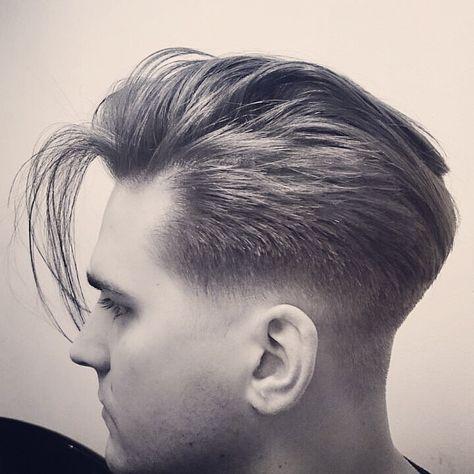 Rocknroll Barber Hair Haircut Fade Rocket Barbershop