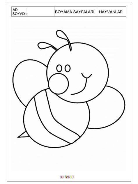 Ari Boyama Sayfasi 1 Symbols Lettering Art