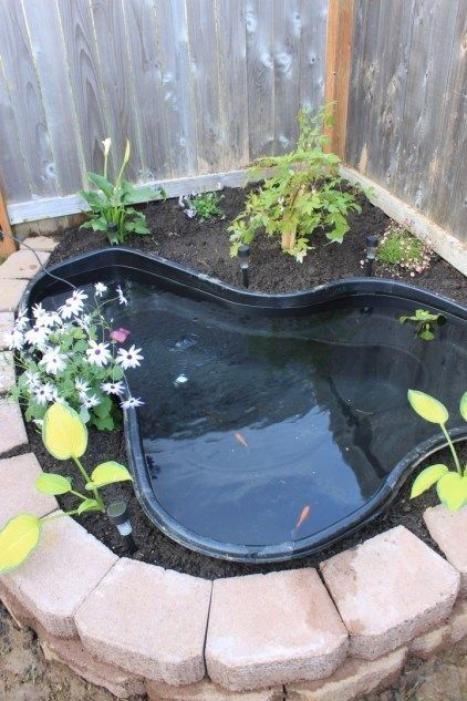 30 Adorable Fish Pond Garden Landscaping Ideas For Backyard To Copy Asap Backyard Landscaping Small Backyard Landscaping Backyard