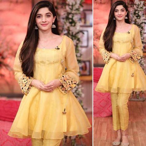 Marwa Hocane Dresses