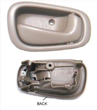 1999 Toyota Corolla Interior Door Handle Replacement Di 2020 Dengan Gambar