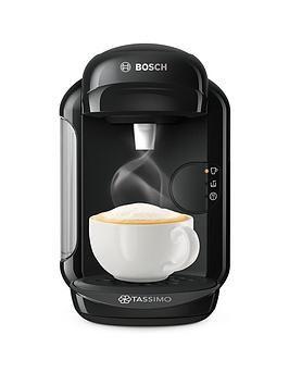 Tassimo Vivy Coffee Maker Black In One Colour Coffee
