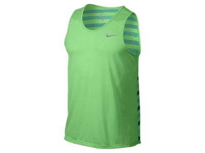 Nike Dri-FIT Touch Tailwind Striped Men's Running Tank Top | Men's Athletic  Wear | Pinterest | Running tank tops, Running tanks and Male fashion