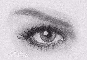 Uchimsya Risovat Glaza Prostym Karandashom Eye Drawing Realistic Eye How To Draw Eyelashes