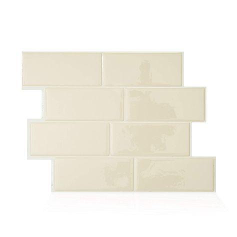 Smart Tiles L And Stick Backsplash