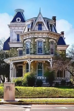 Pin By Sonia Bray On Manciones Victorian Homes Old Victorian Homes Victorian Style Homes