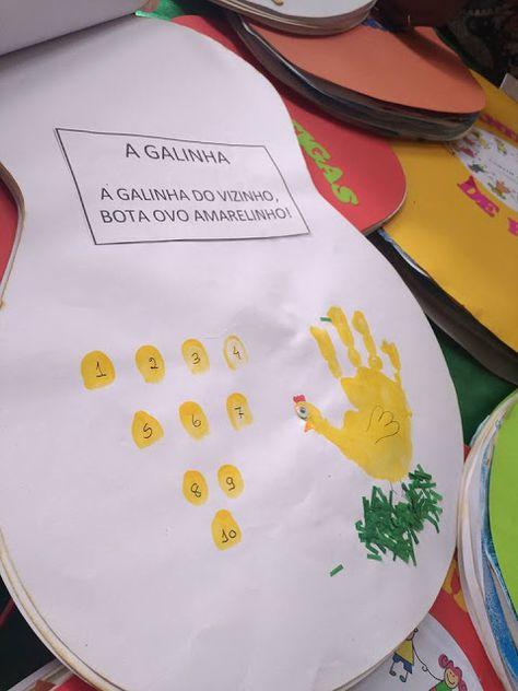 Projeto Cantigas De Roda Educacao Infantil Com Imagens