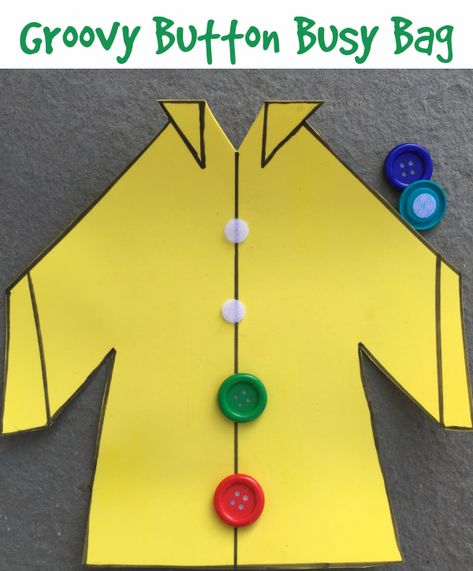 Pete the Cat and his Four Groovy Buttons activity. Groovy way to practice color, counting, and subtraction!