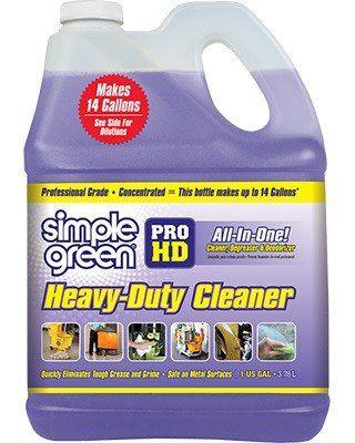 Simple Green Pro Hd Heavy Duty Cleaner Concrete Cleaner Best