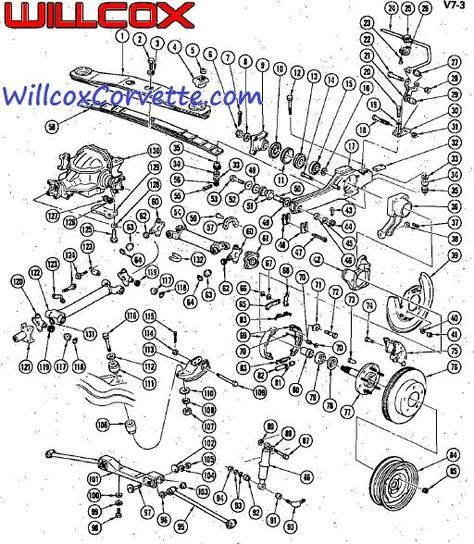 C3 Corvette Wiring Diagram 76 Pictures