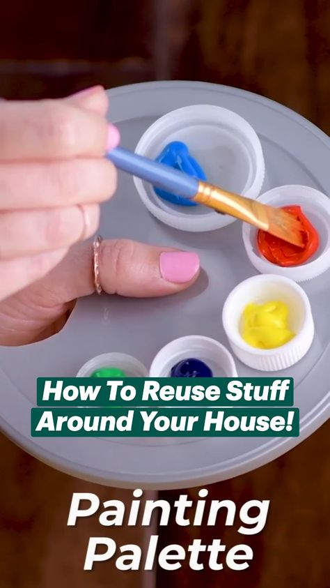 How To Be Reusable Around Your House!