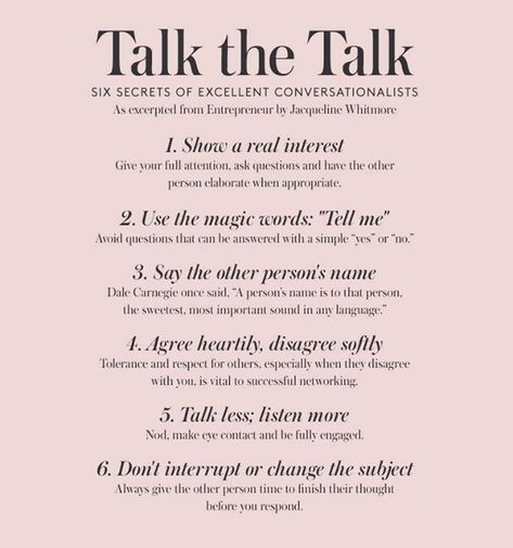 Great conversations have the power to change lives. - Imgur