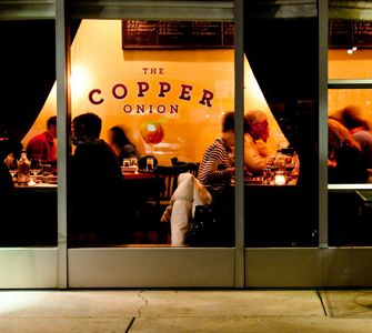 100 Best Wine Restaurants 2012 – The Copper Onion in Salt Lake City