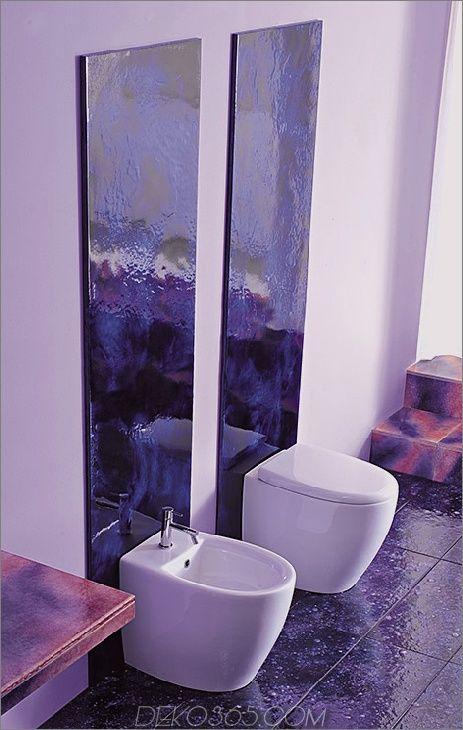 Lila Badezimmer Und Lila Badezimmer Ideen Designs Von Franco