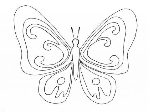 Papillon Coloriage 11 Nice Papillon Coloriage Collection 119