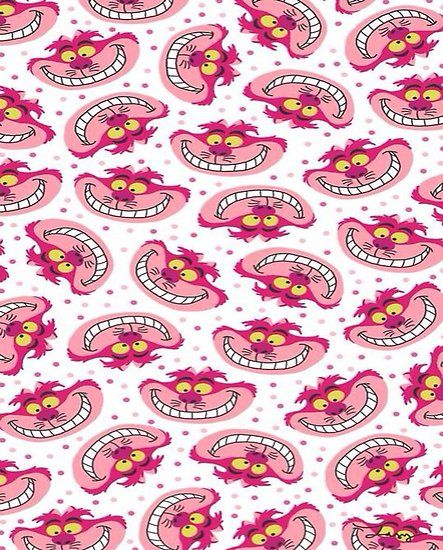 Smiley Cats Pattern Cute Disney Wallpaper Cat Wallpaper Disney