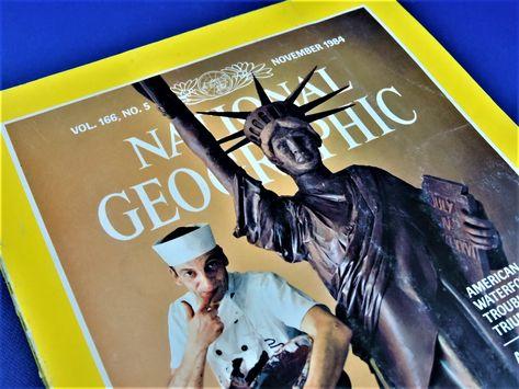National Geographic - Vol. 166, No. 5 - November 1984