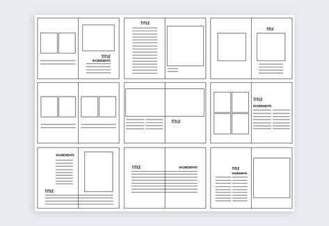 Layout Design: Types of Grids for Creating Professional-Looking Designs