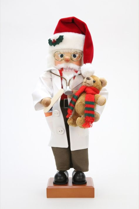 Nutcracker - Dr. Santa Claus Limited (45,5cm/18in) by Christian Ulbricht