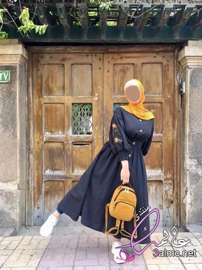 ملابس بنات محجبات مراهقات صور اجمل ازياء المحجبات 2020 عالمك ملابس خروج للبنات المحجبات Fashion Sport Outfits Outfits