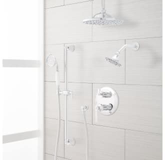 Signature Hardware 942310 6 Shower Systems Shower Heads Rain